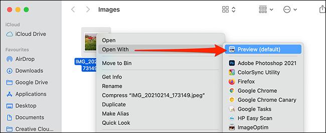 如何在Mac上使用预览将图像添加到PDF
