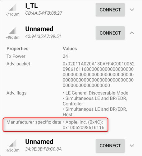 如何使用Android手机扫描附近的AirTag