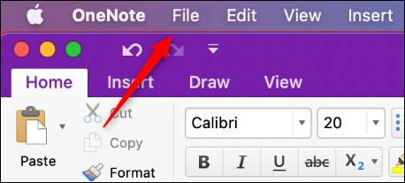 如何将 Microsoft OneNote 笔记转换为 PDF