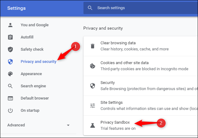 """什么是 Google Chrome 中的""""隐私沙盒""""?"""