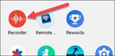 如何从 Google Recorder 共享录音