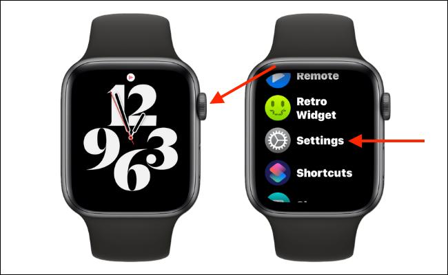 如何在 Apple Watch 上增加文字大小