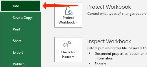 如何查看和恢复以前版本的 Excel 工作簿