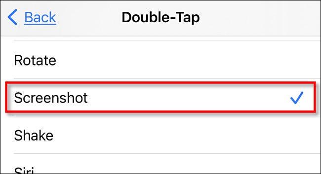 如何在没有按钮的情况下拍摄 iPhone 屏幕截图