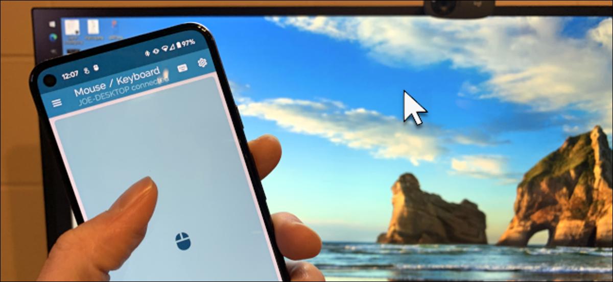 如何将您的 Android 手机用作蓝牙鼠标或键盘
