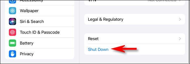 如何关闭 iPad