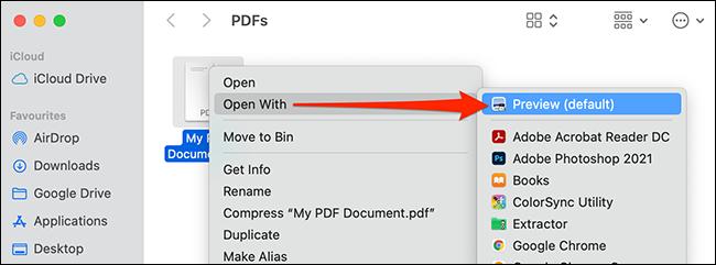 如何在 Mac 上使用预览将图像添加到 PDF
