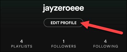 如何更改您的 Spotify 用户名