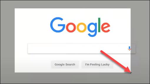 如何在 Chromebook 上截屏