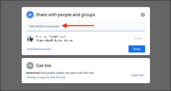 如何在 Google Drive 上共享文件夹、文件和文档