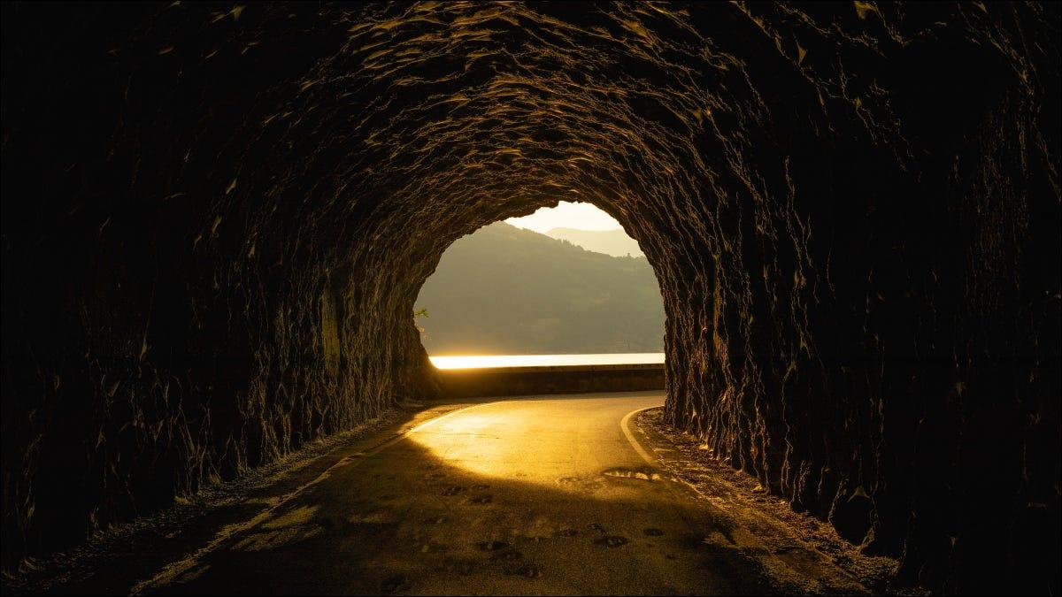 VPN 拆分隧道如何工作?
