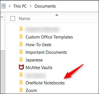 如何在 Microsoft OneNote 中删除笔记本