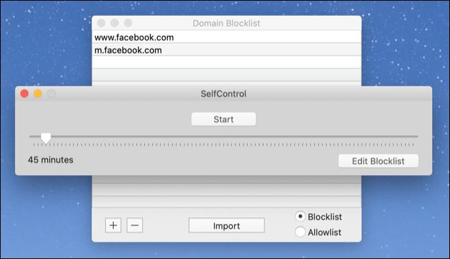 如何阻止 Facebook(或任何分散注意力的网站)