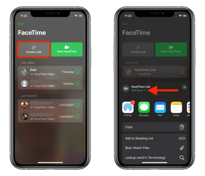 iOS 15:如何邀请 Android 用户进行 FaceTime 通话