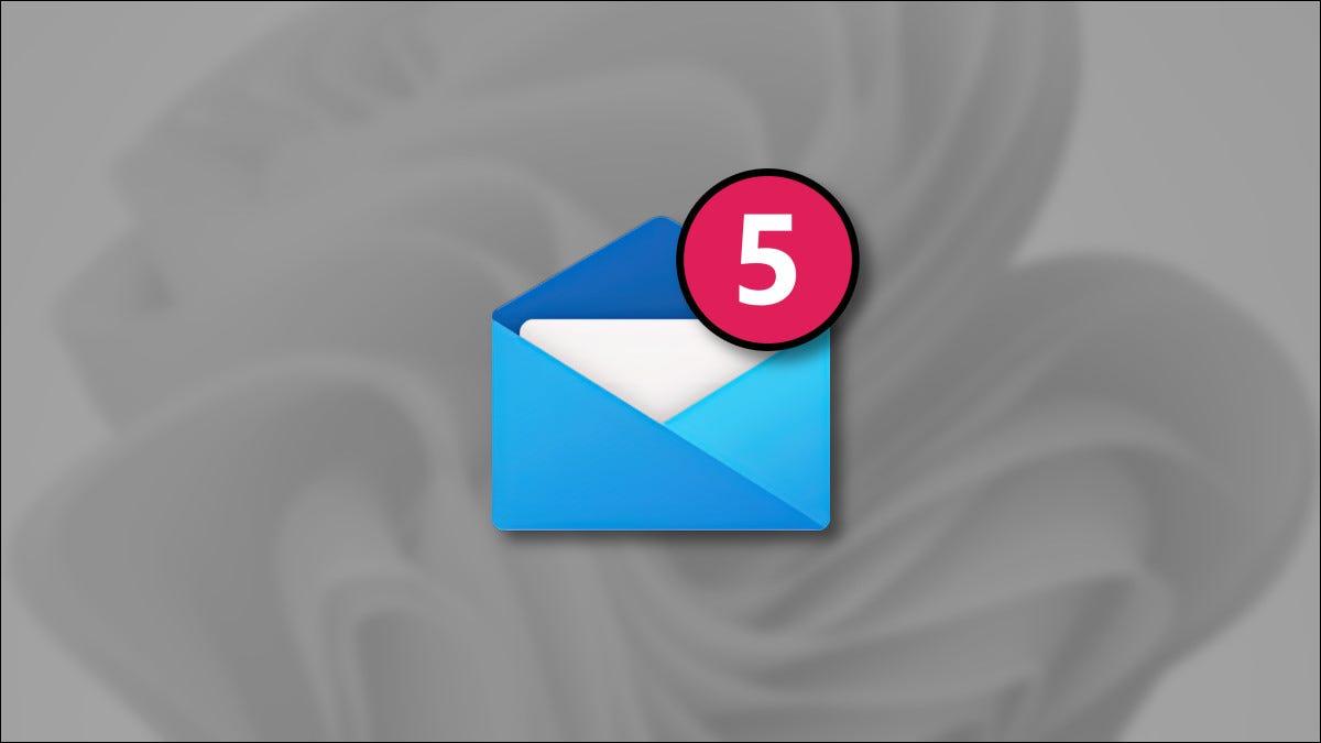 如何在 Windows 11 中的任务栏图标上显示通知徽章