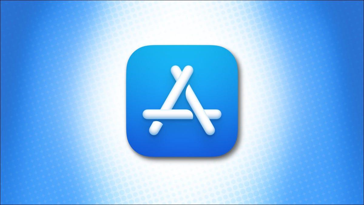 如何访问 Mac App Store 上的家庭购买