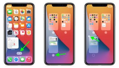 iOS 15:如何重新排列和删除主屏幕页面