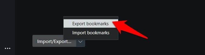 如何在 Opera 浏览器中导入和导出书签?