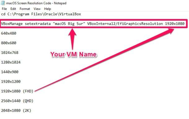 如何在 Windows 上的 VirtualBox 中安装 macOS Big Sur