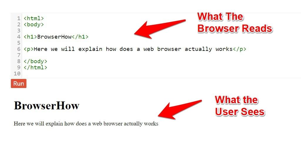 Internet 和 Web 浏览器如何工作?