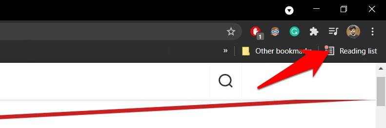 如何在 Google Chrome 浏览器中使用阅读列表?