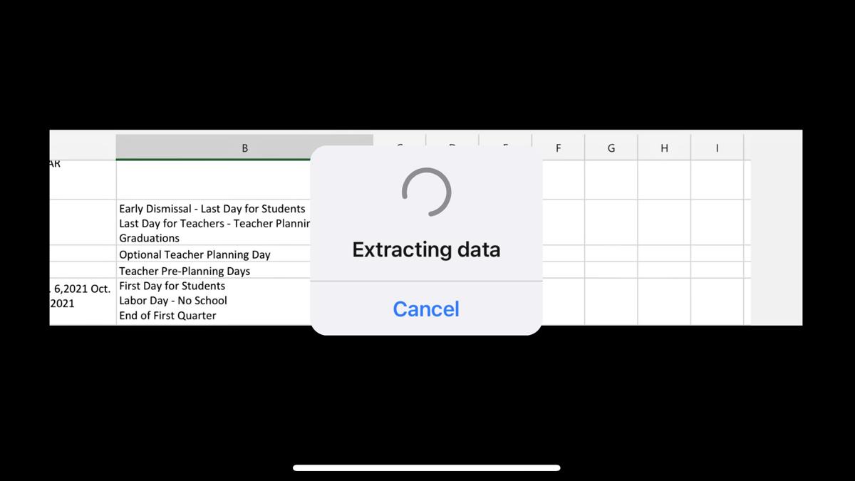 如何在移动设备上的 Microsoft xcEel 中插入图片中的数据