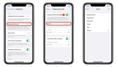 iOS 15:如何使用背景声音来最大程度地减少干扰并保持专注