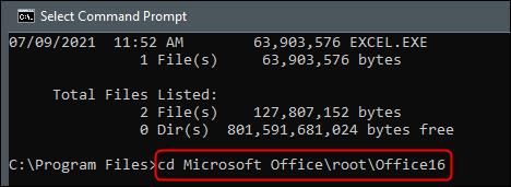 如何(以及为什么)从命令提示符启动 Microsoft Excel