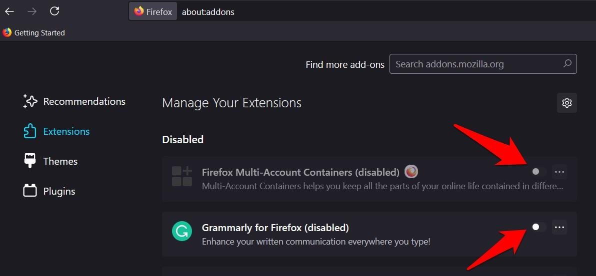 如何修复:Mozilla Firefox 不加载页面?