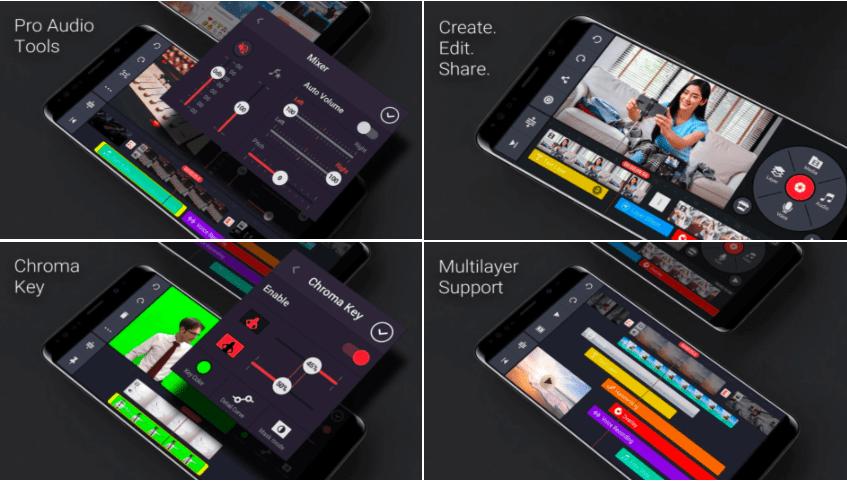 KineMaster Mod APK – 视频编辑器   视频制作器安卓