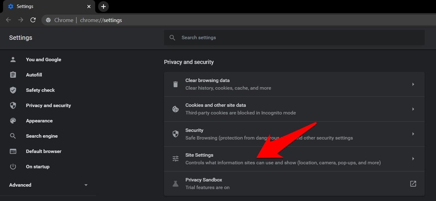 如何在 Google Chrome 中启用/禁用地理定位访问?