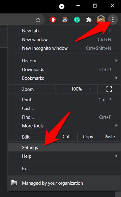如何更改 Google Chrome 显示语言?