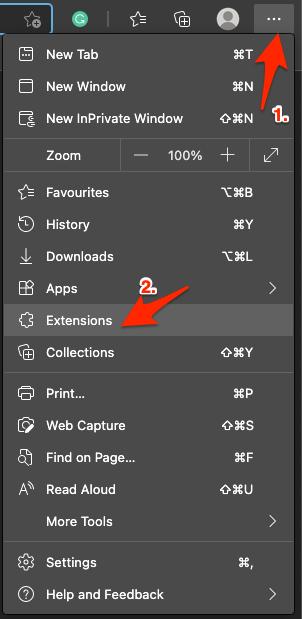 如何在 Edge 浏览器上手动安装插件?