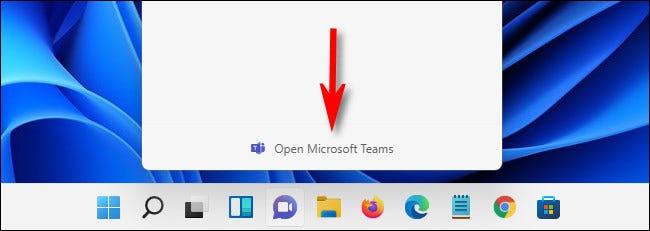 这是 Windows 11 的 Teams 聊天应用程序的工作原理