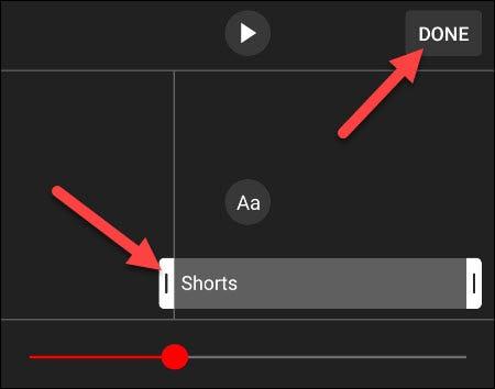 如何制作 YouTube 短片