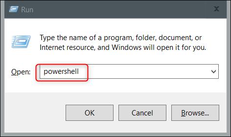 如何在 Windows 10 中以管理员身份打开 Windows PowerShell