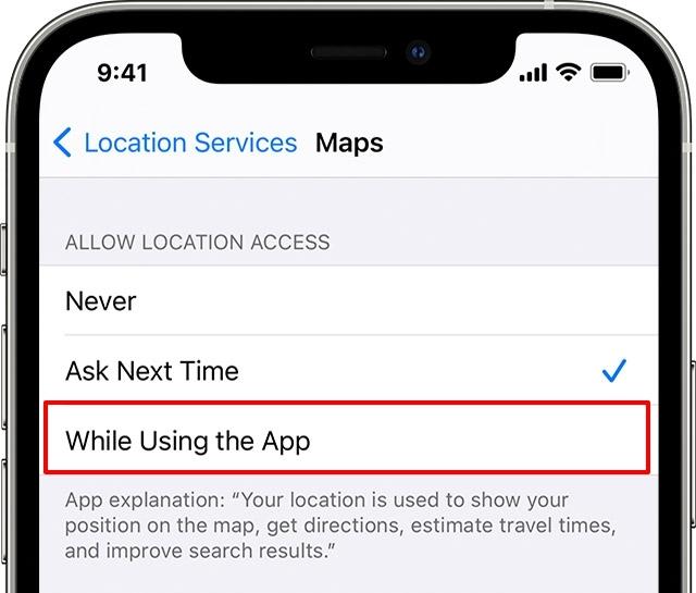 如何在 Apple Safari 中启用或禁用位置访问?