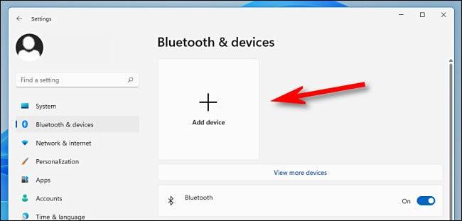 如何在 Windows 11 上打开蓝牙