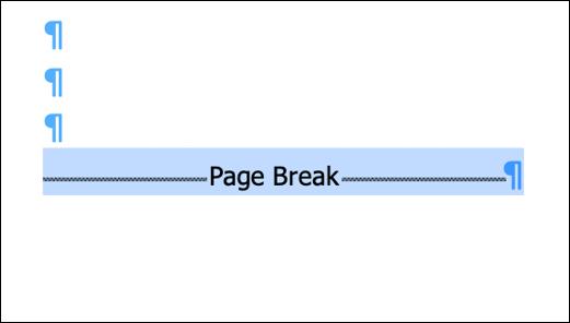 如何在 Microsoft Word 中删除分节和分页符