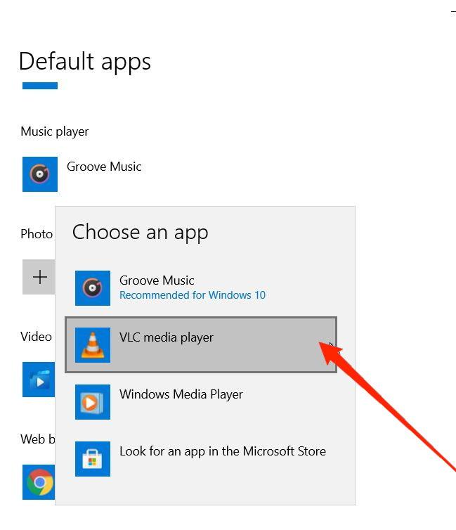 如何为 Windows 11 设置默认应用程序?
