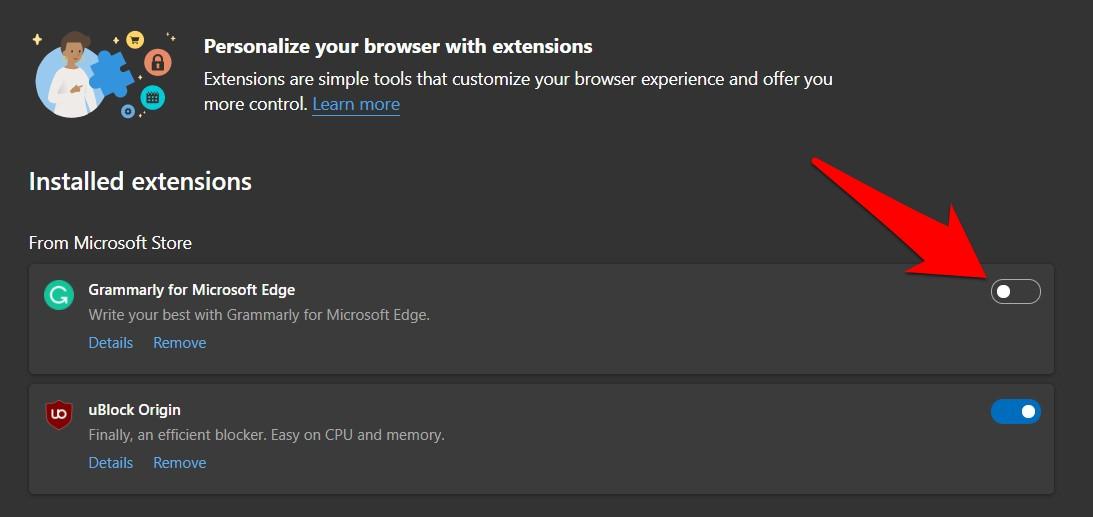 如何修复 Edge 浏览器:RESULT_CODE_HUNG 错误?