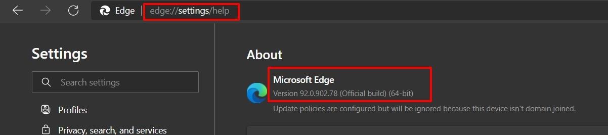 如何在 Windows PC 上降级 Microsoft Edge 版本?