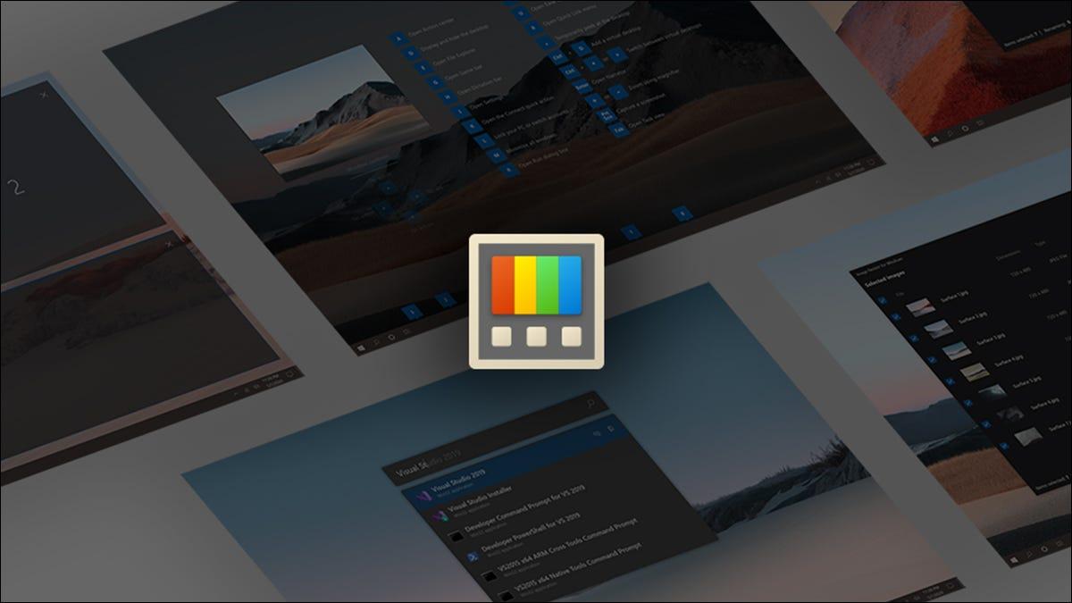 Windows 11 在微软的新商店中获得 PowerToys 应用程序
