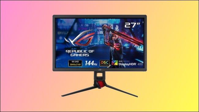 2021 年最佳电脑显示器