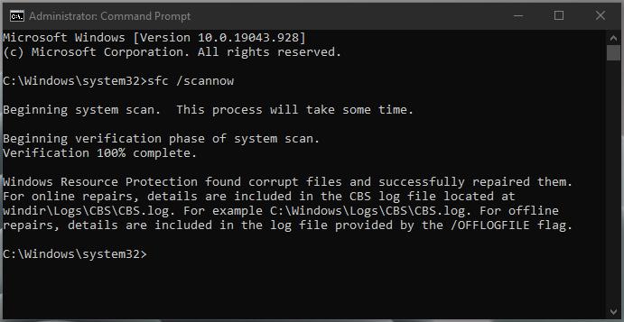 修复 - 应用程序无法正确启动 (0xc0000142)