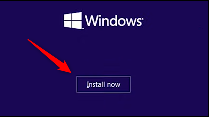 如何从 USB 驱动器安装 Windows 10