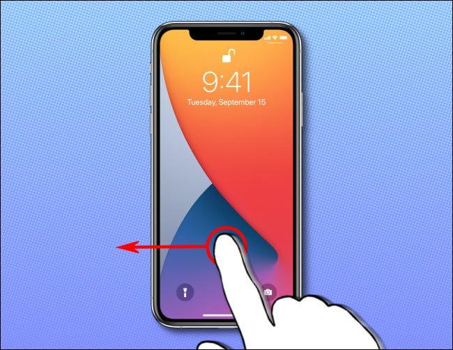 在 iPhone 上打开相机的最快方法