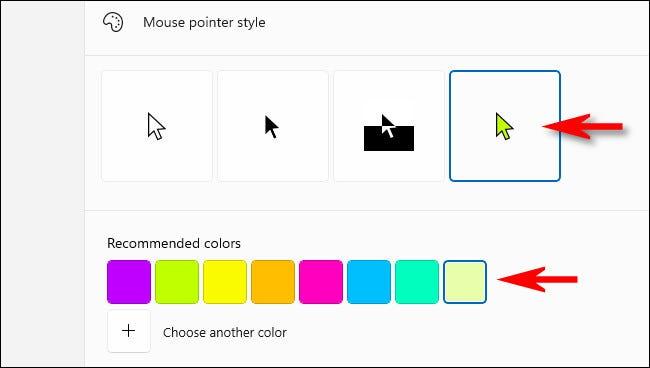 如何在 Windows 11 中更改鼠标指针大小和样式