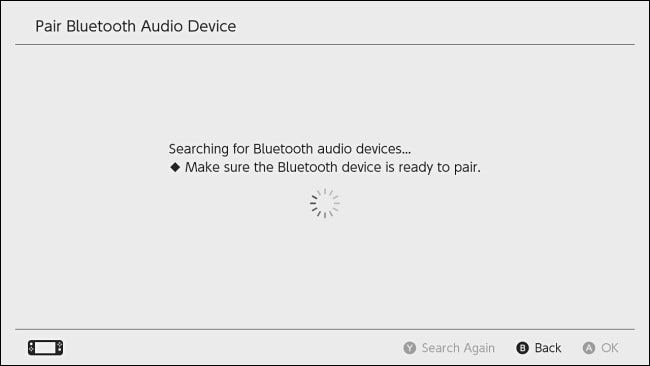 如何将蓝牙耳机与 Nintendo Switch 配对