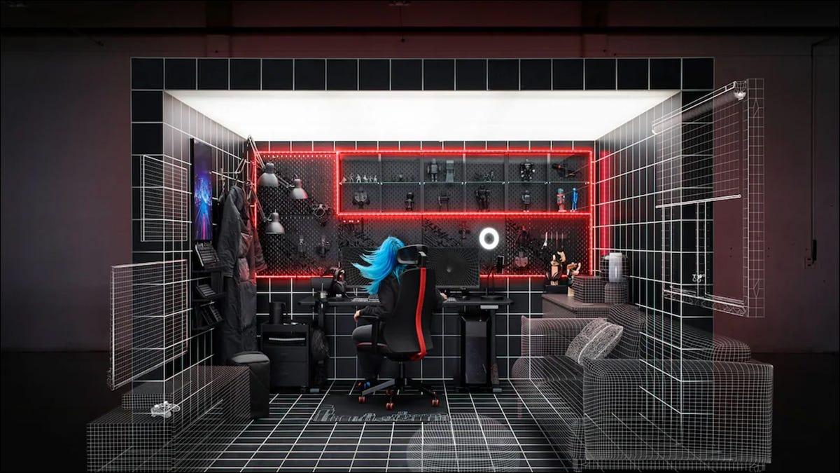 宜家现在正在为 PC 游戏玩家制作东西